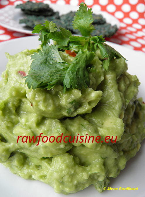Raw vegan paštéty a nátierky