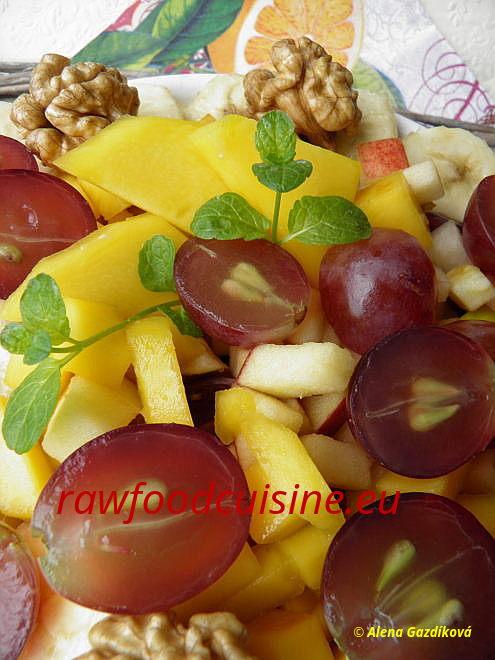 Ovocné šaláty