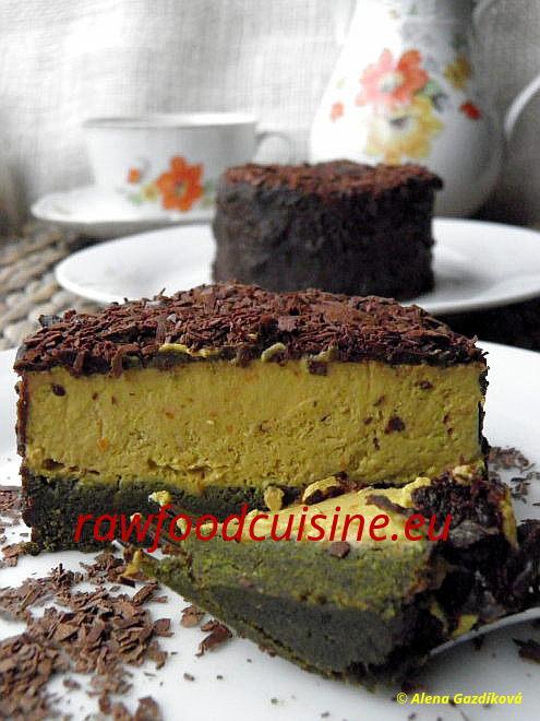 Raw vegan tekvicové tortičky