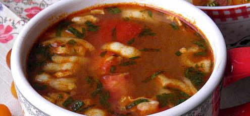Raw vegan letná polievka s kukuricou