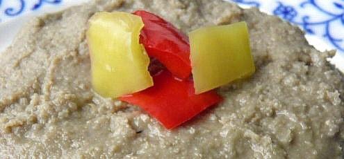 Raw vegan slnečnicové maslo
