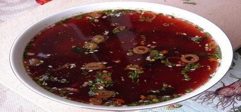 "Raw vegan domáca ""instantná"" zeleninová polievka"